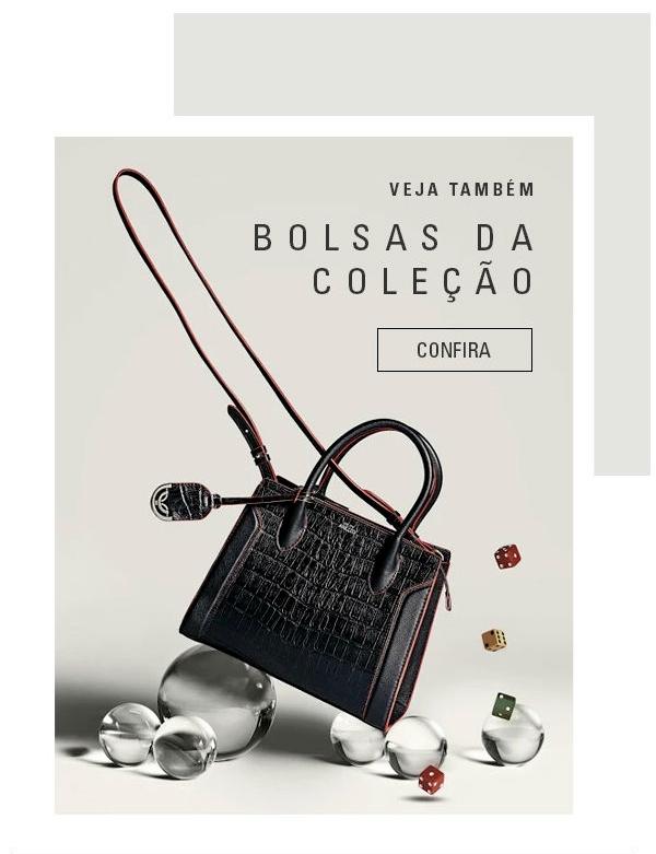 Bolsas da coleção